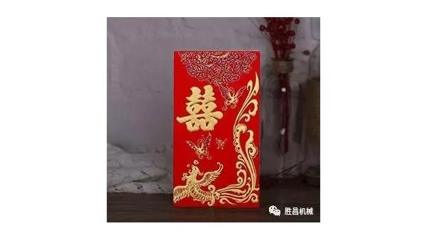 胜昌红包烫金机 让你的生产更高效更安全