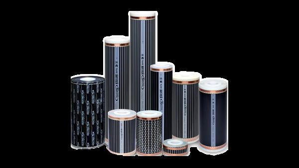 分辨石墨烯电热膜和传统发热膜的区别