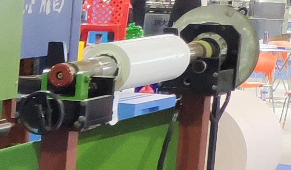 复卷机-铝合金输送辊