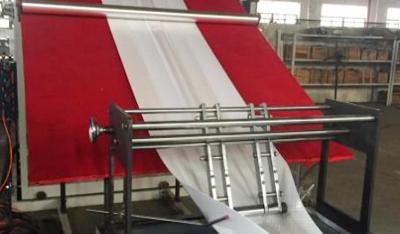 制袋机-平板对折-双折机构