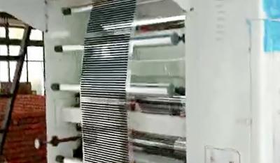 印刷机-送料牵引
