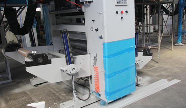 电热膜印刷机-放卷