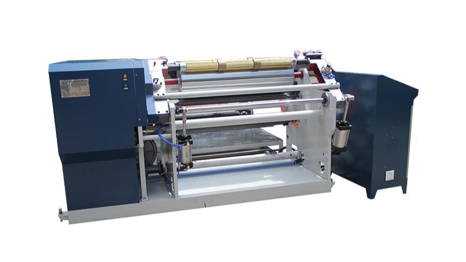 薄膜高速分切机